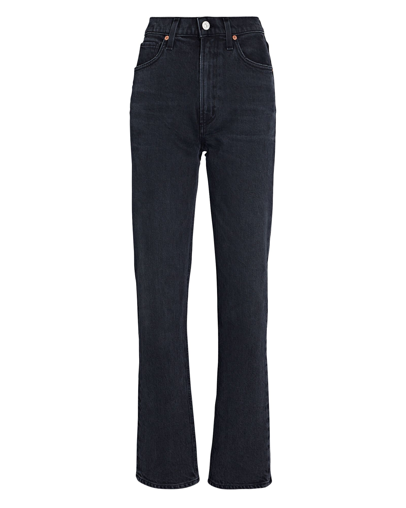 Daphne High-Rise Stovepipe Jeans, HALO, hi-res