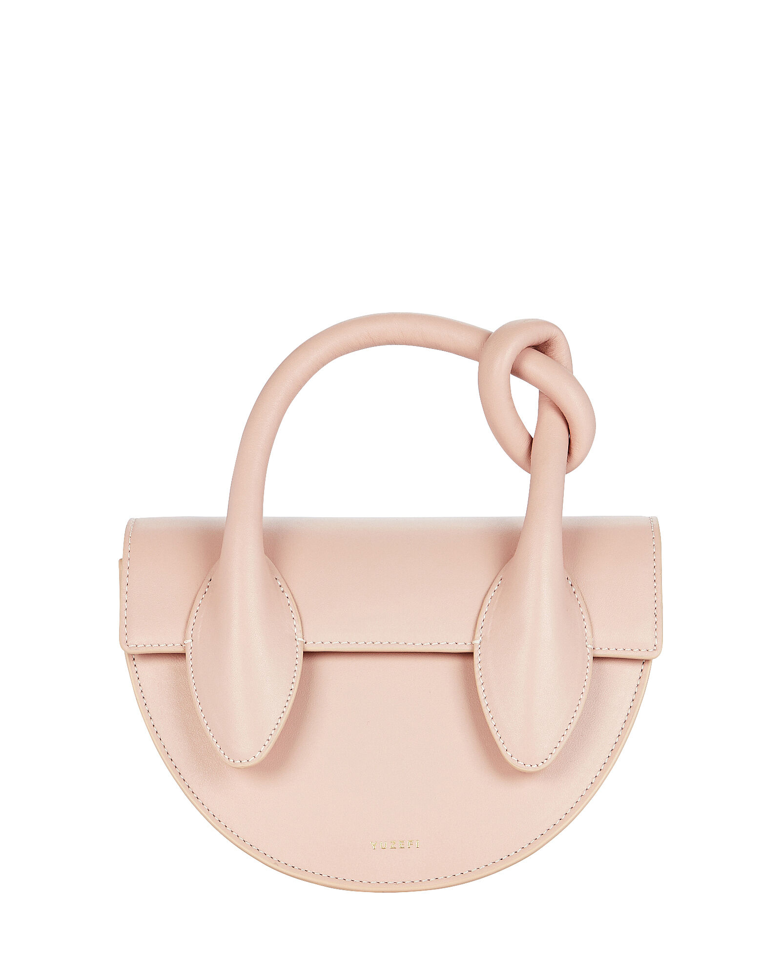 Dolores Crossbody Saddle Bag, BLUSH, hi-res