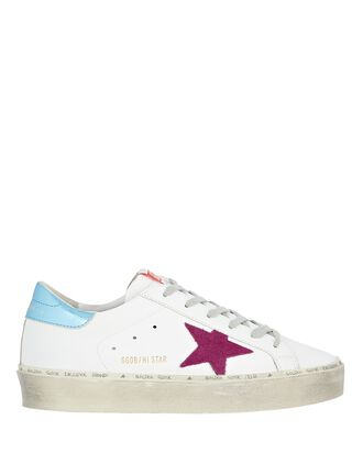 Hi Star Low-Top Sneakers, WHITE, hi-res