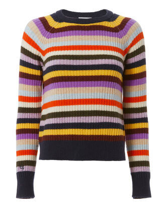 Mercer Stripe Sweater, PATTERN, hi-res