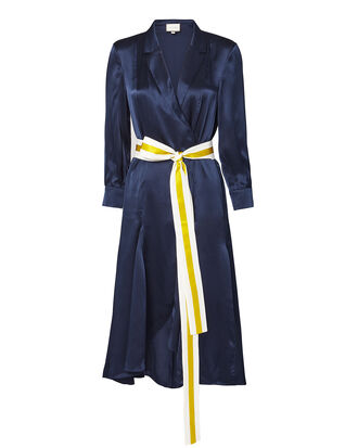 Turner Midi Dress, NAVY, hi-res