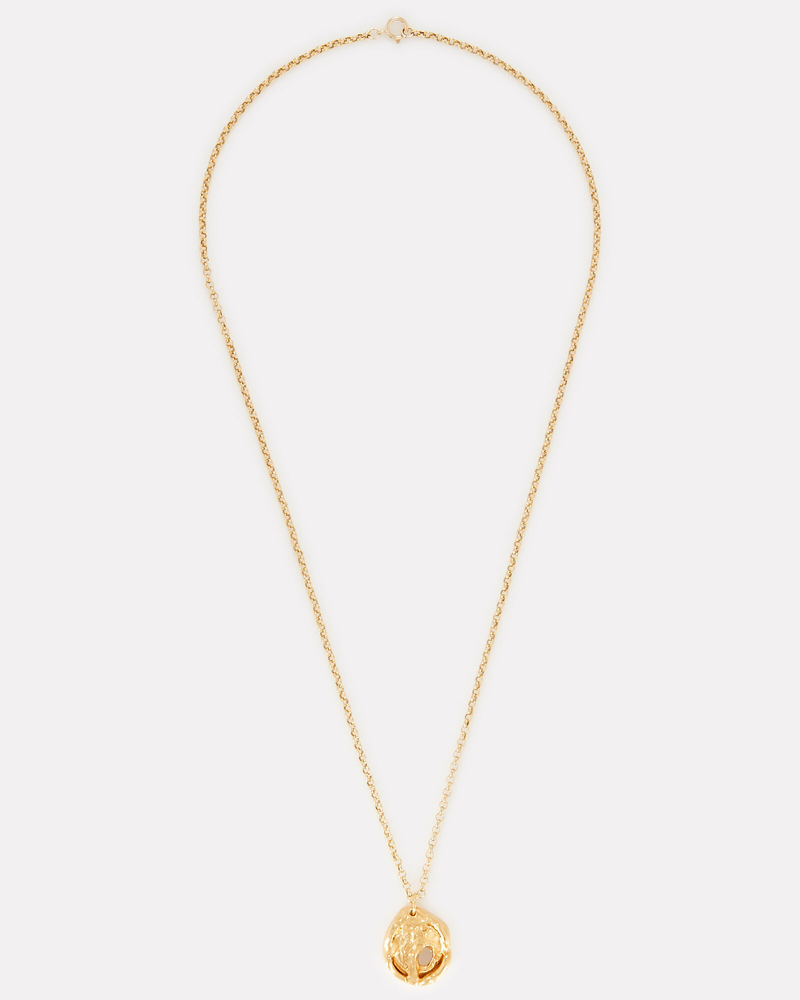 The Evening Shadow Necklace, GOLD, hi-res