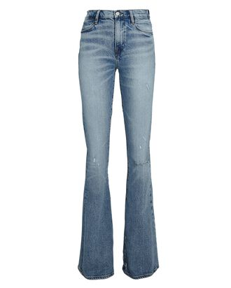 Le High Flare Jeans, CRYSTAL SHORE RIPS, hi-res