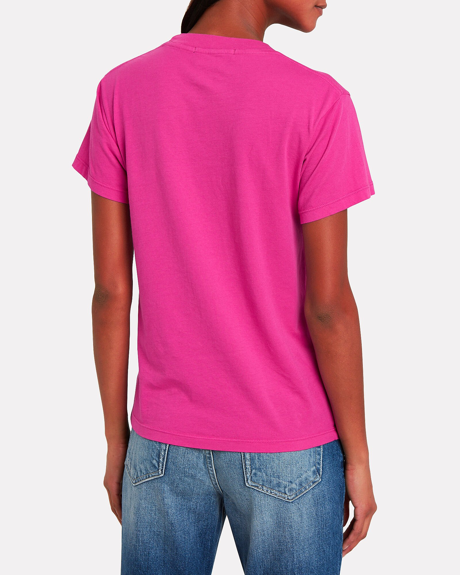 Los Angeles Graphic T-Shirt, PINK, hi-res
