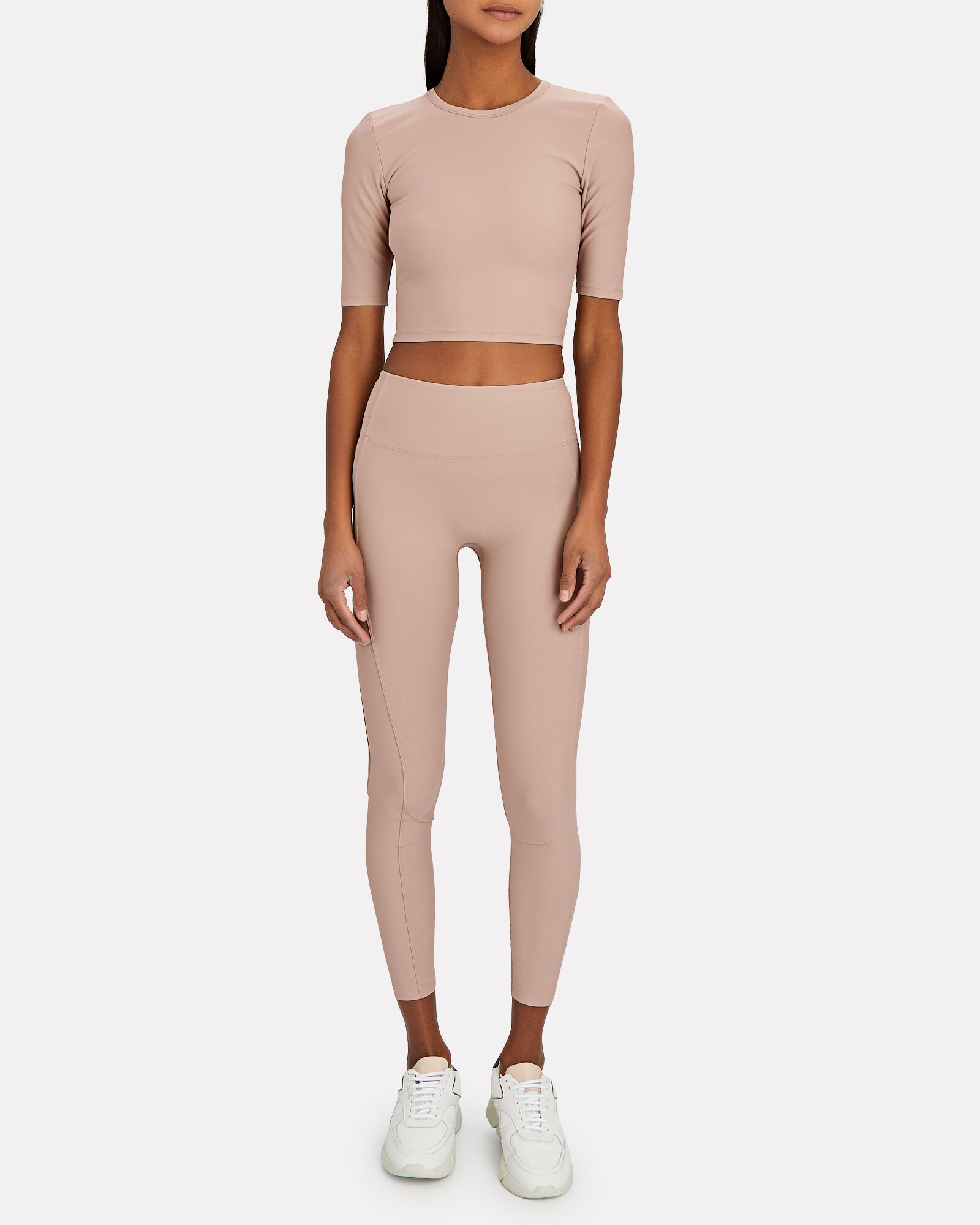 Alex High-Rise Leggings, BLUSH, hi-res