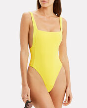 90 Degrees One Piece, YELLOW, hi-res