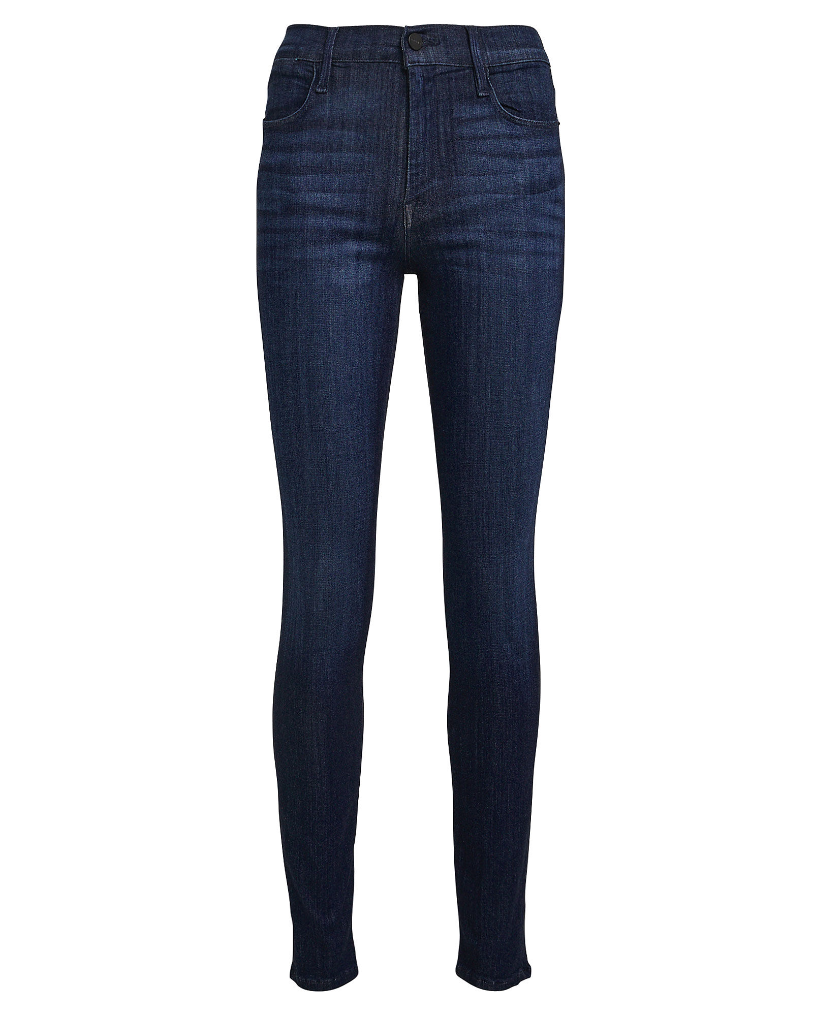 Le High Skinny Jeans, DENIM, hi-res
