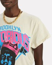 Notorious Brooklyn Graphic T-Shirt, IVORY, hi-res