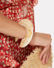 Meridian Marble Cuff, IVORY, hi-res
