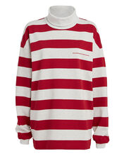Chynatown Striped Rugby T-Shirt, MULTI, hi-res