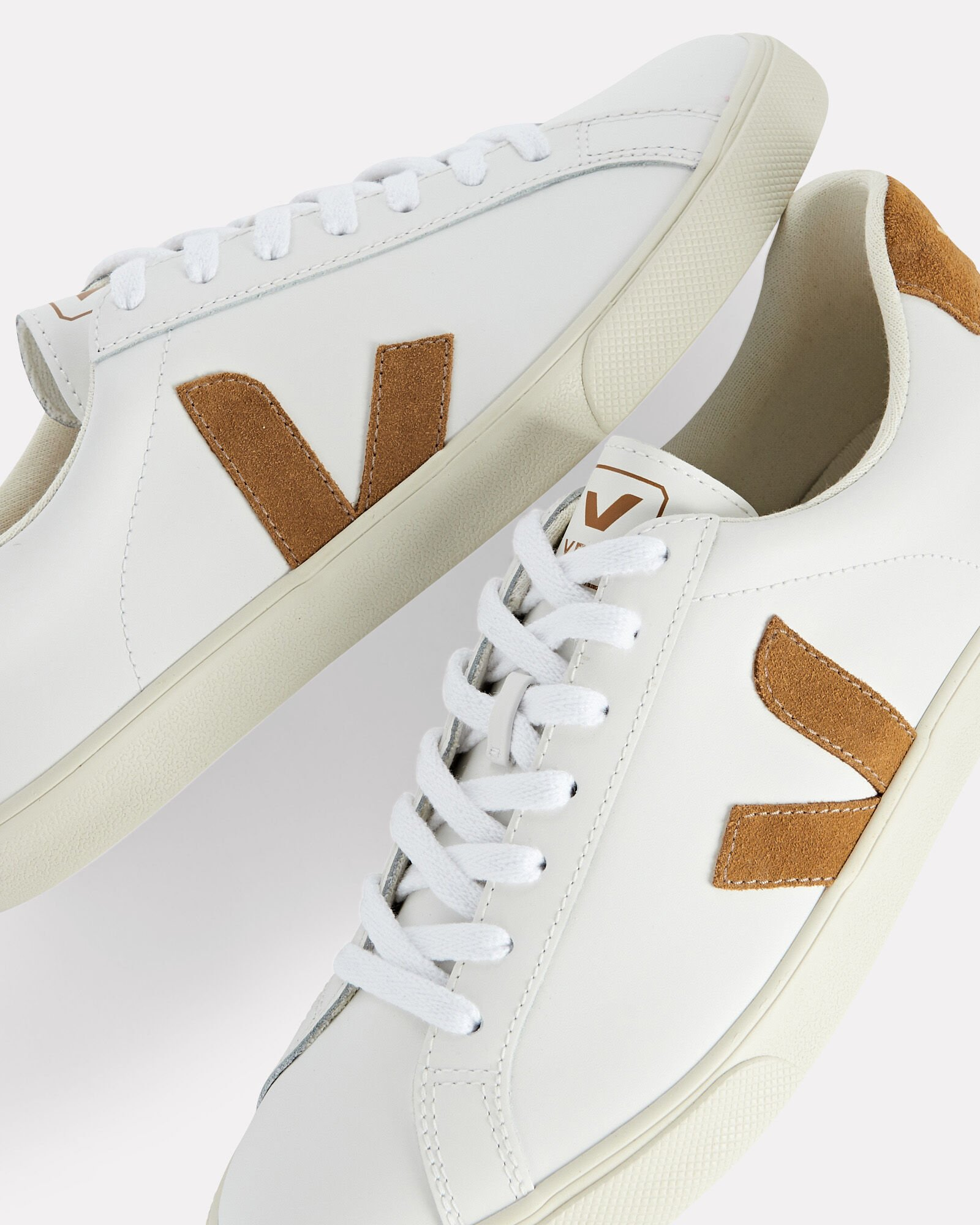 Esplar Low-Top Sneakers, WHITE, hi-res