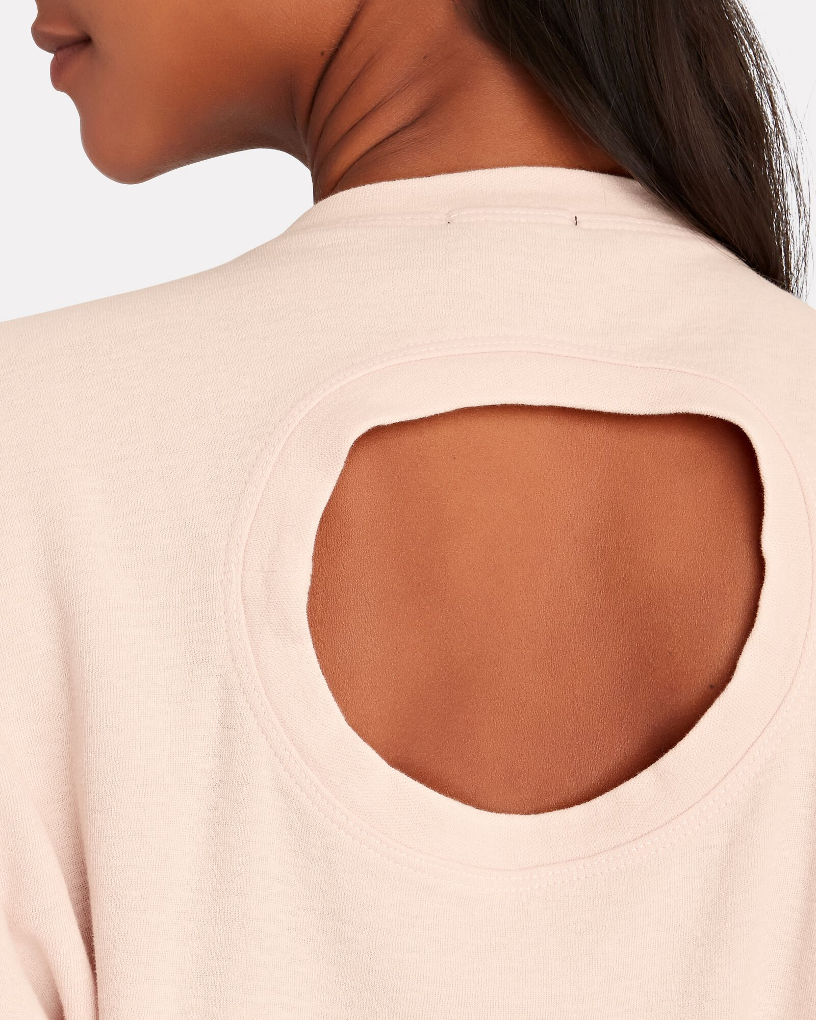 Overdyed Recycled Jersey T-Shirt, PALE PINK, hi-res