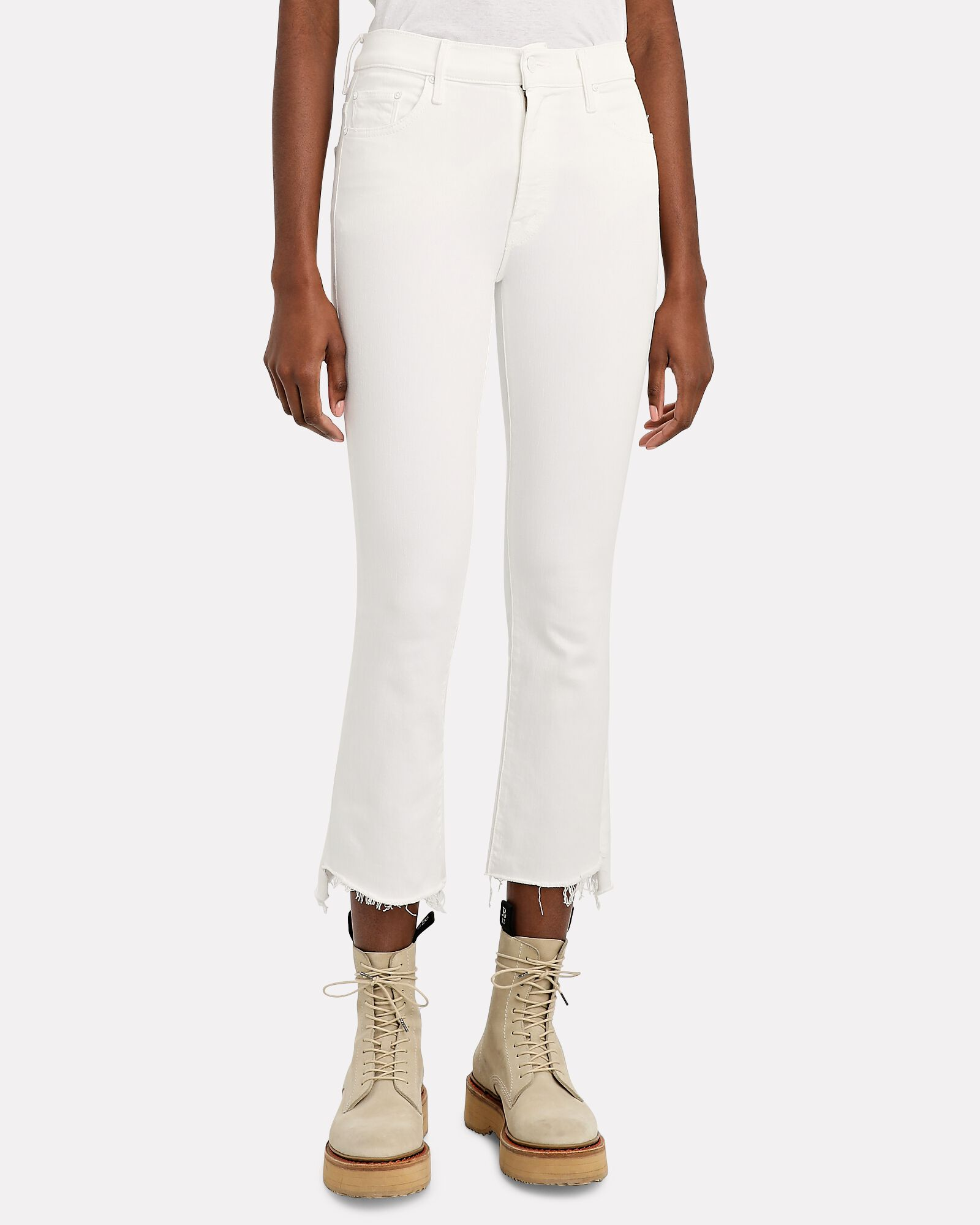 The Insider Crop Step Fray Jeans, FAIREST OF THEM ALL, hi-res