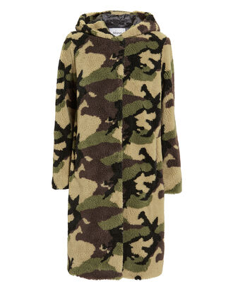 Estella Camo Coat, CAMO, hi-res