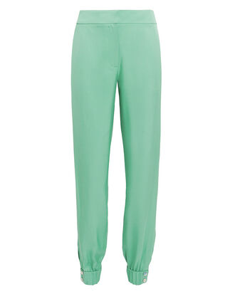 Mint Suiting Jogger Pants, MINT, hi-res