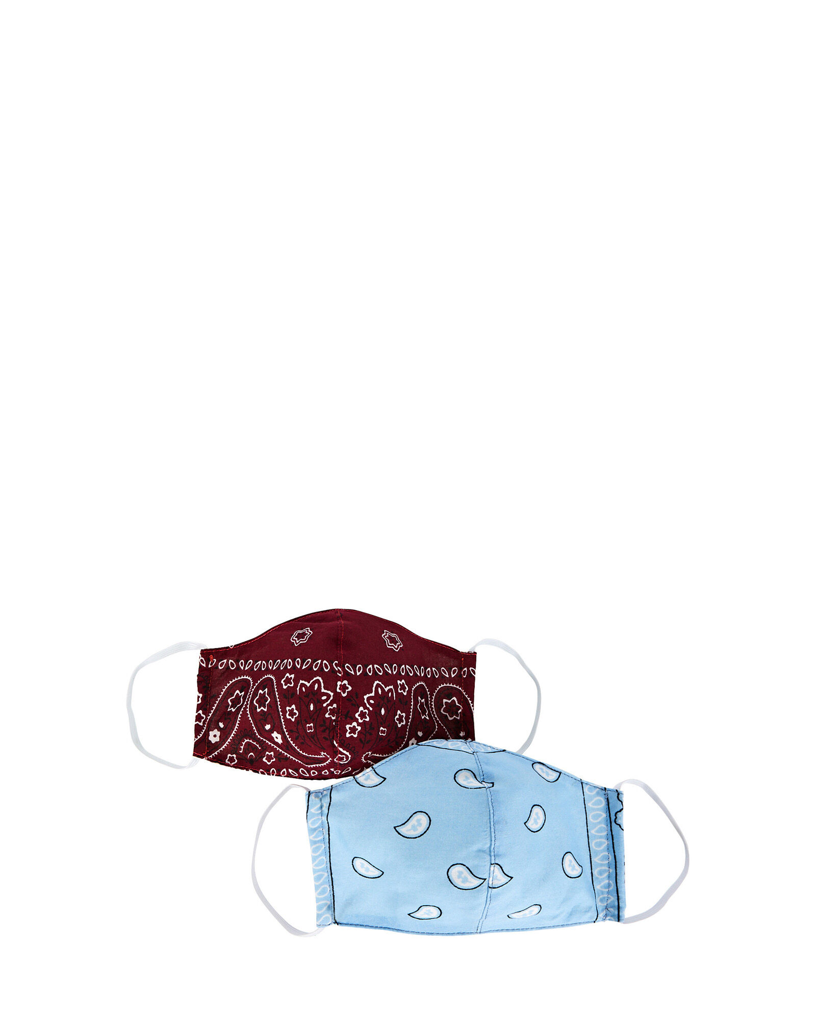 Upcycled Face Mask 2-Pack, MULTI, hi-res