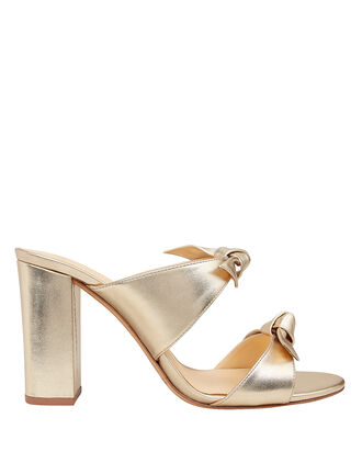 Nolita 90 Sandals, GOLD, hi-res