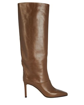 Mahesa 85 Knee-High Boots, BROWN, hi-res