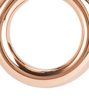 Mini Rose Gold Huggie, ROSE, hi-res