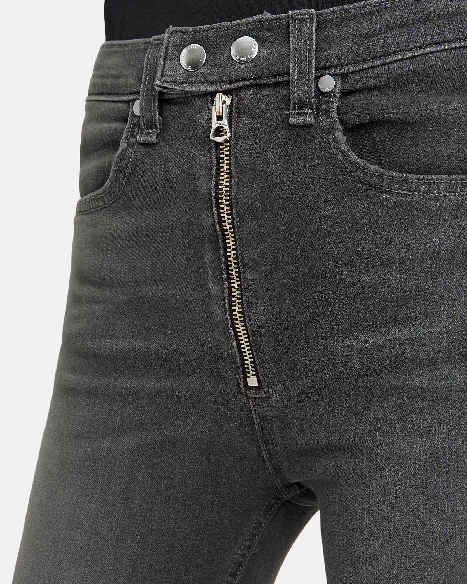 Baxter Coated Jeans, GREY, hi-res