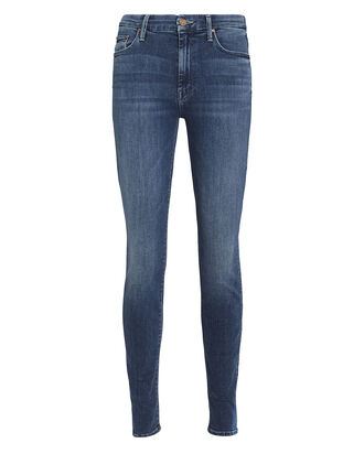 The Looker Skinny Jeans, DARK WASH DENIM, hi-res
