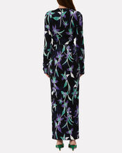 Lily Cut-Out Floral Gown, MULTI, hi-res