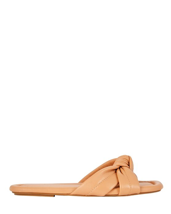 Loeffler Randall Polly Knotted Leather Sandals