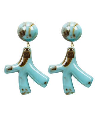 Noemie Earrings, TURQOUISE, hi-res