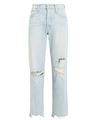 The Huffy Flood Jeans, DENIM-LT, hi-res
