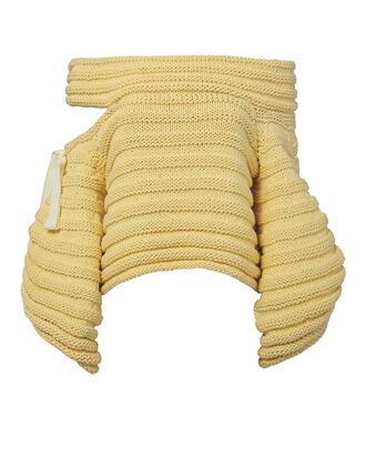 Bahia Off Shoulder Sweater, YELLOW, hi-res