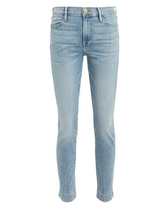 Le High Withers Skinny Jeans, LIGHT BLUE DENIM, hi-res