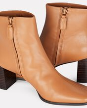 Eadie I Leather Ankle Boots, BROWN, hi-res