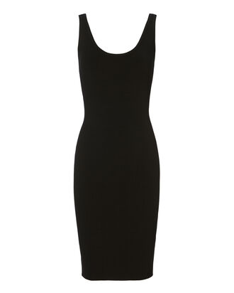 Zora Tank Dress, BLACK, hi-res