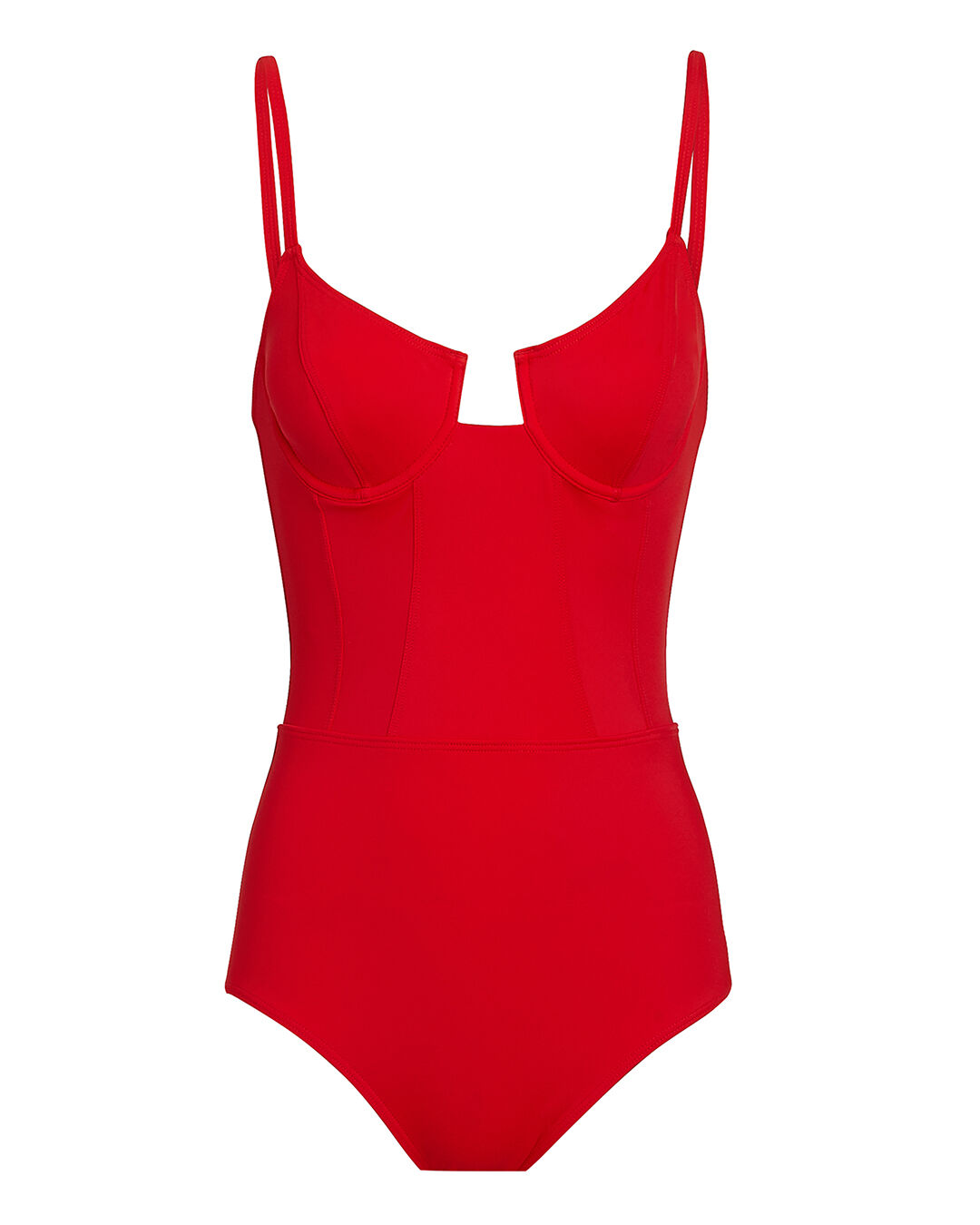 Solid & Striped + RE/DONE The Hollywood One-Piece Swimsuit