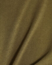 Linda Boxy Cotton T-Shirt, OLIVE/ARMY, hi-res