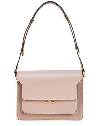 Accordion Front Flap Crossbody, BLUSH, hi-res