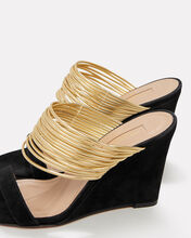 Rendez Vous Wedges, BLACK, hi-res