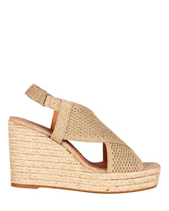 Federica 110 Espadrille Wedge Sandals, BEIGE, hi-res