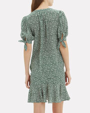 Gizela Floral Shirt, EVERGREEN FLORAL, hi-res