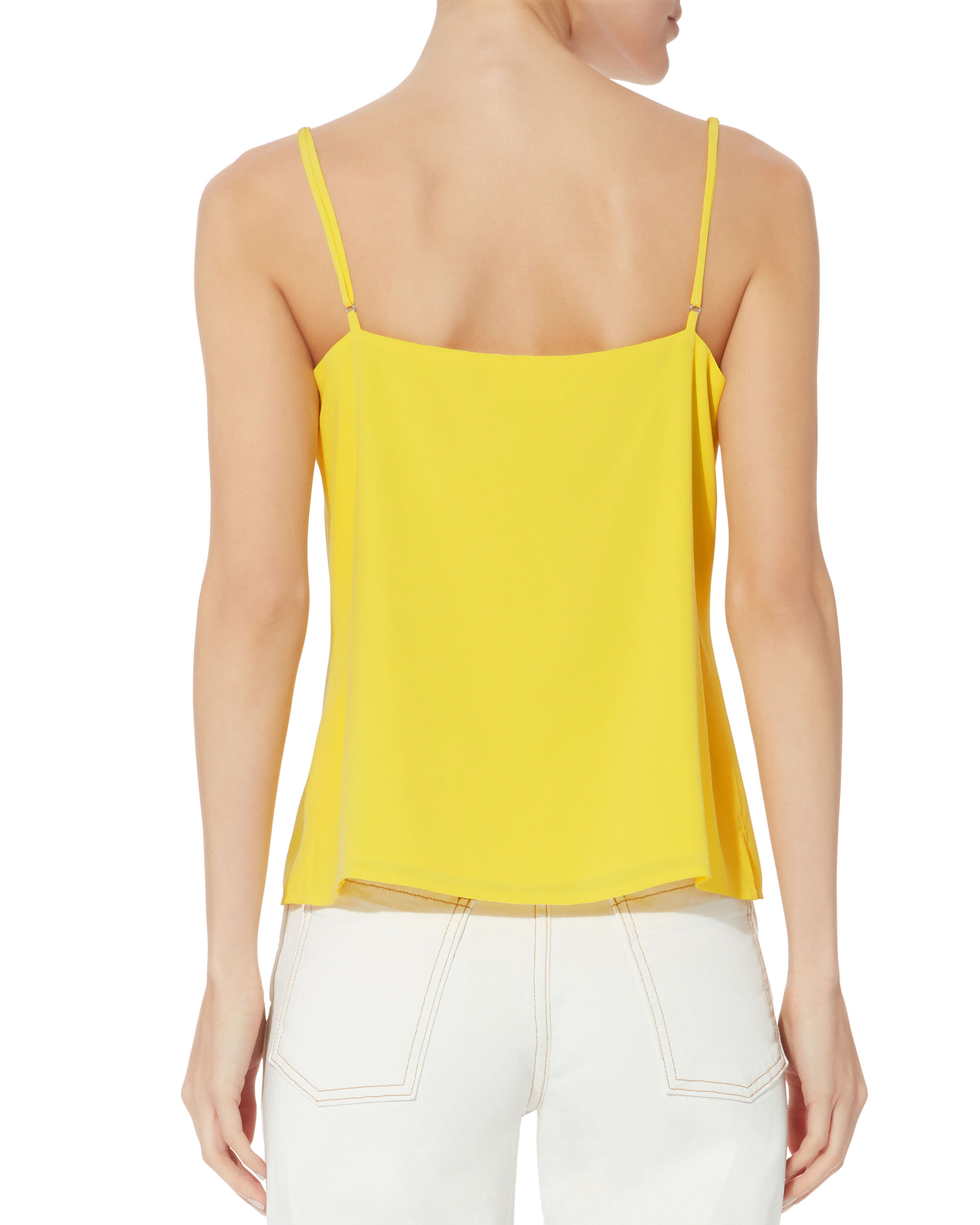 Jane Yellow Tank, YELLOW, hi-res
