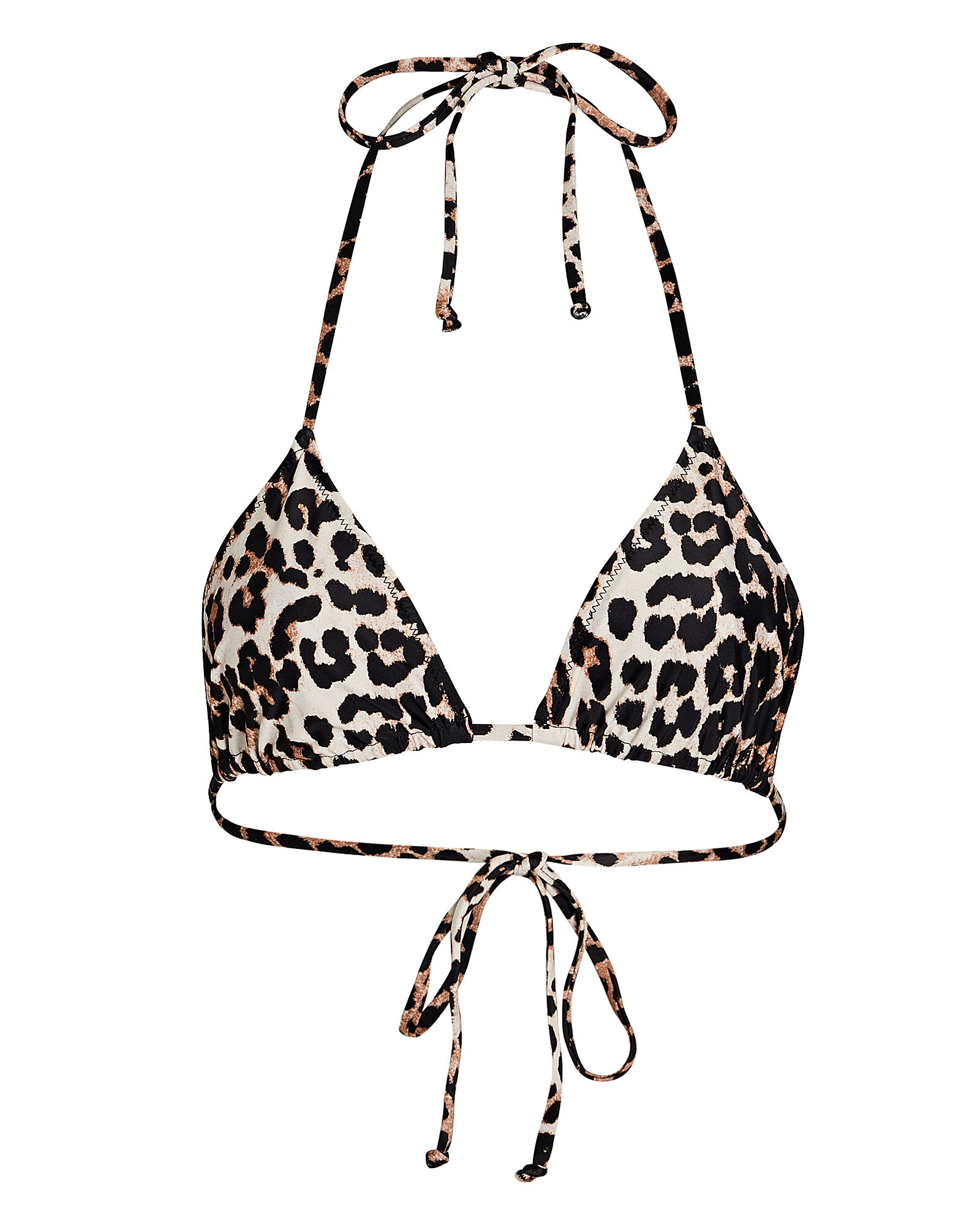 Recycled Leopard Bikini Top, MULTI, hi-res
