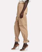 Liberation Belted Utility Trouser, BROWN, hi-res
