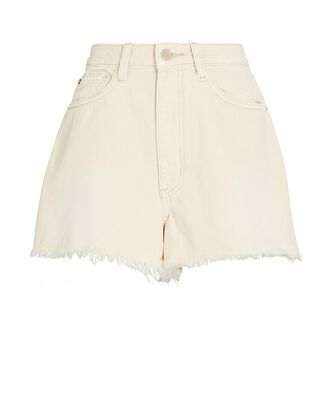 Boyfriend High-Rise Denim Shorts, CAMP, hi-res
