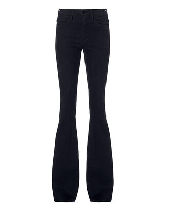 Le High Flare Jeans, DARK BLUE DENIM, hi-res