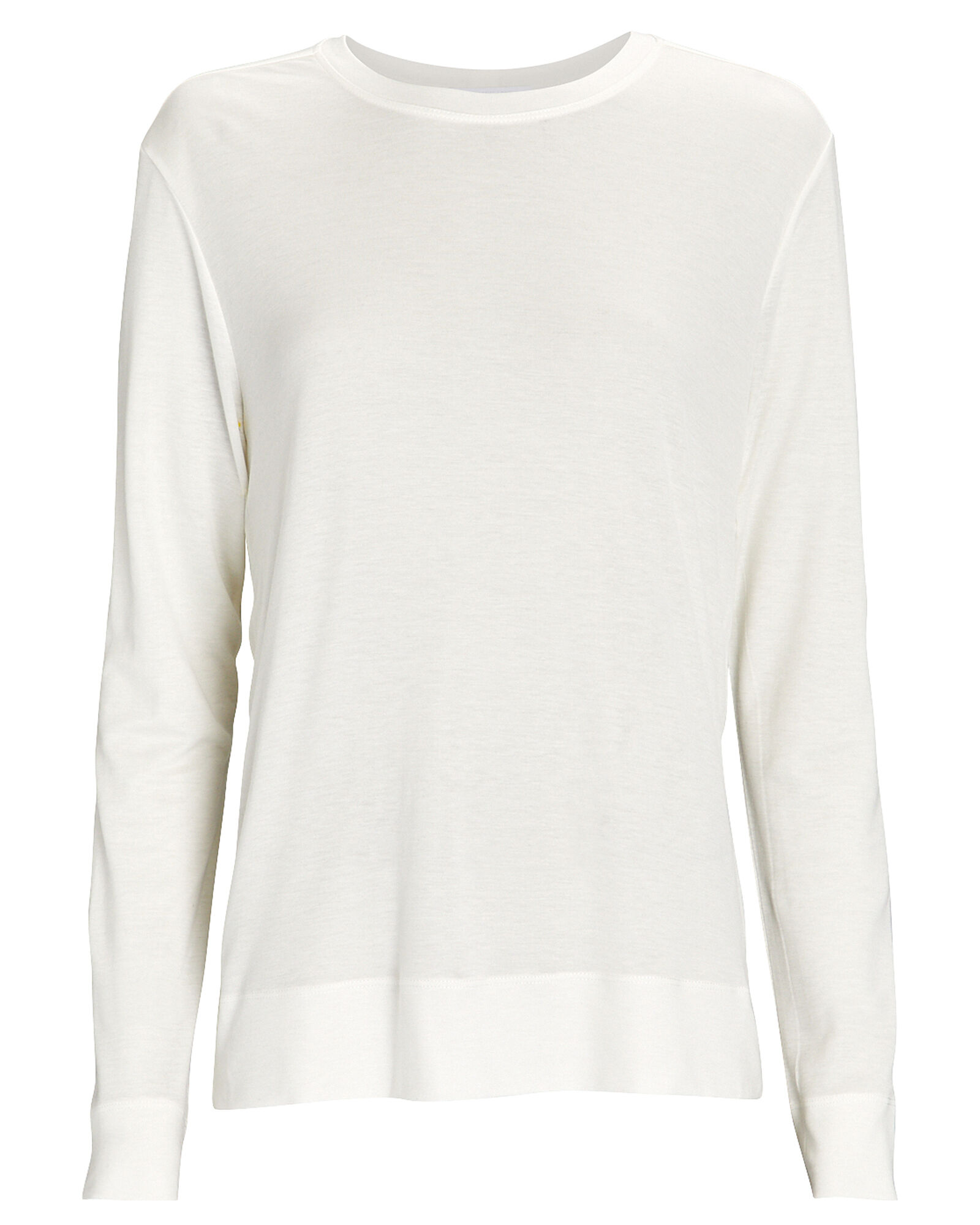 Sync Twisted Long Sleeve T-Shirt, WHITE, hi-res