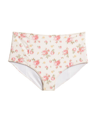 Mason High Waisted Bikini Bottoms, MULTI, hi-res