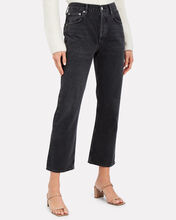 Ripley Straight-Leg Jeans, FADED BLACK DENIM, hi-res
