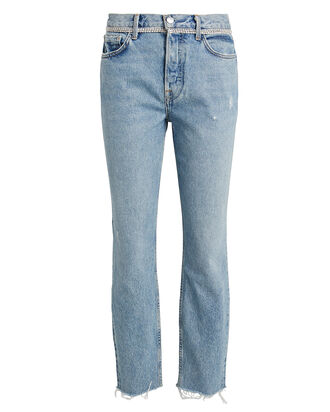 Karolina High-Rise Skinny Jeans, DENIM-LT, hi-res