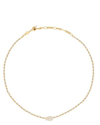 x TERRY Shell Beaded Necklace, MULTI, hi-res