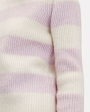Ruby Striped Top, LAVENDER/WHITE, hi-res